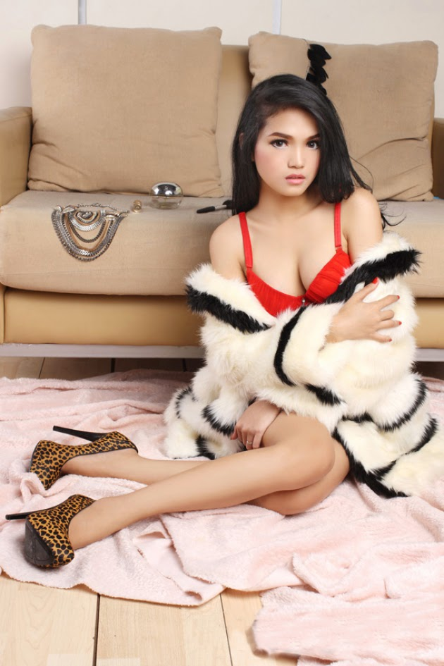 Diana Putri model of the week 3