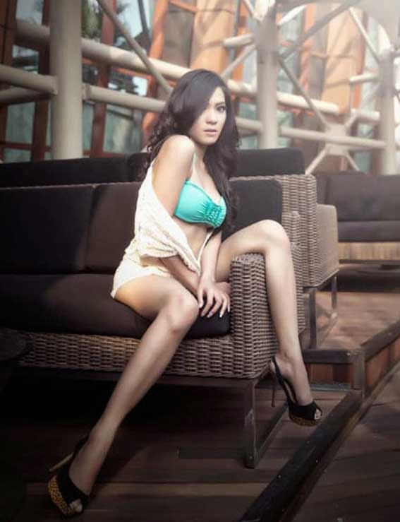 Barbie Apriliana - Model of the week - Play Sports 88 Indonesia 1