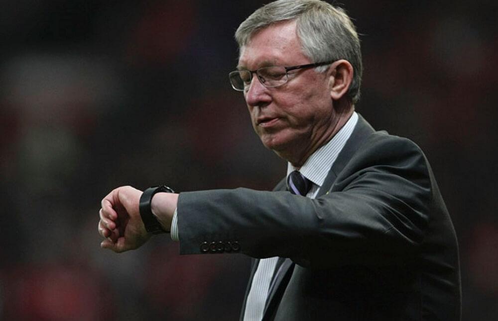 Alex Ferguson berita sepak bola