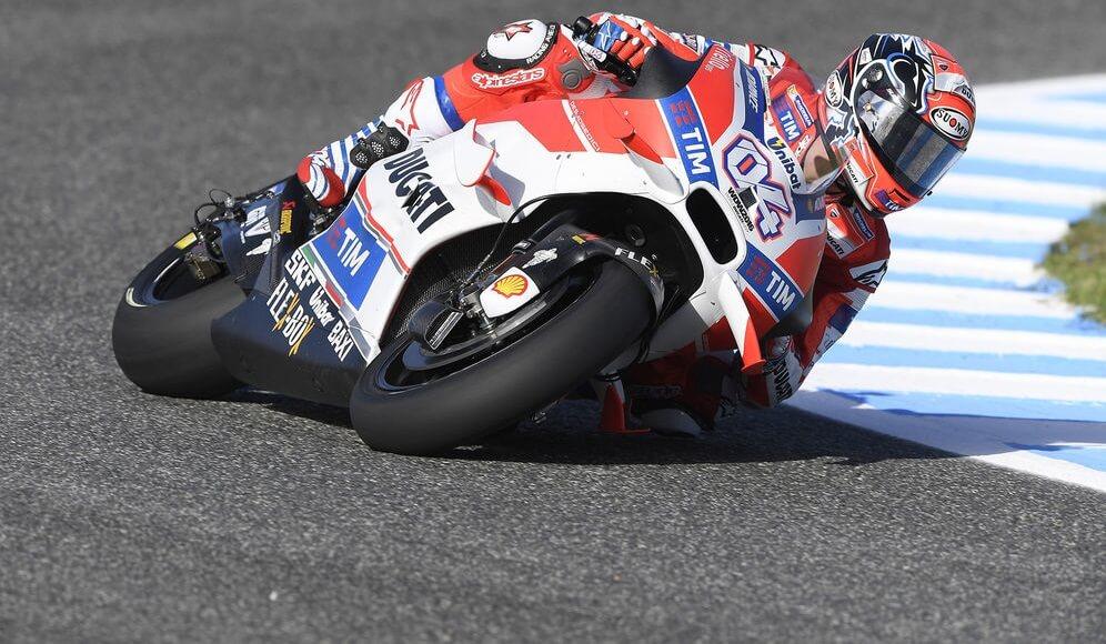 Andrea Dovizioso berita motogp