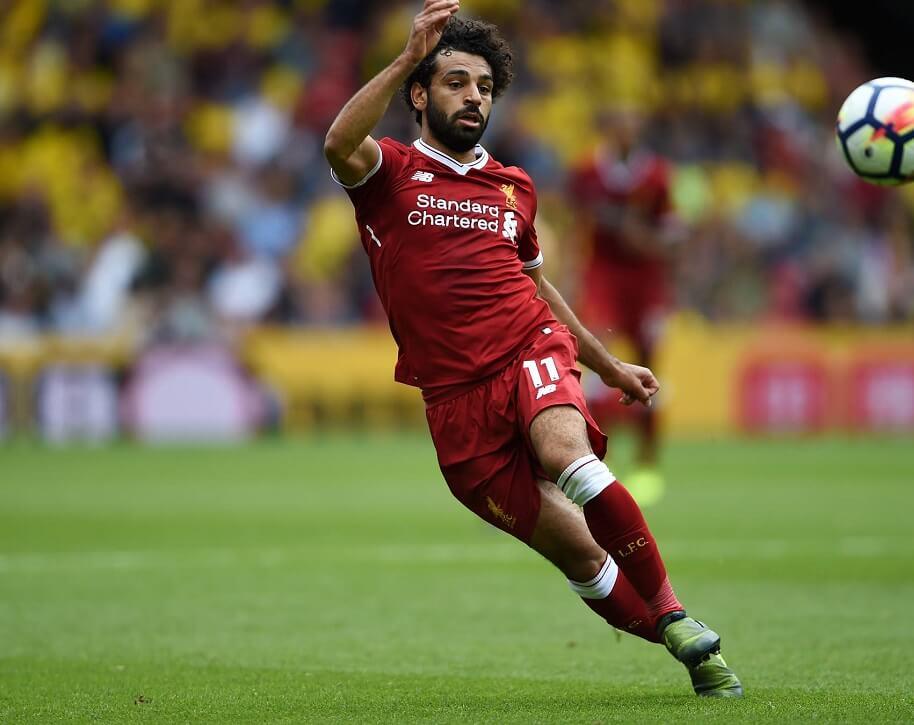 Mohamed Salah berita sepak bola