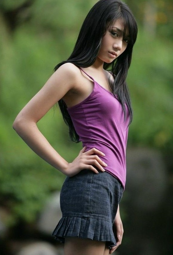 Dina Aulia  Model Of The Week  Play Sports 88 Indonesia  Idplaysports88-6424