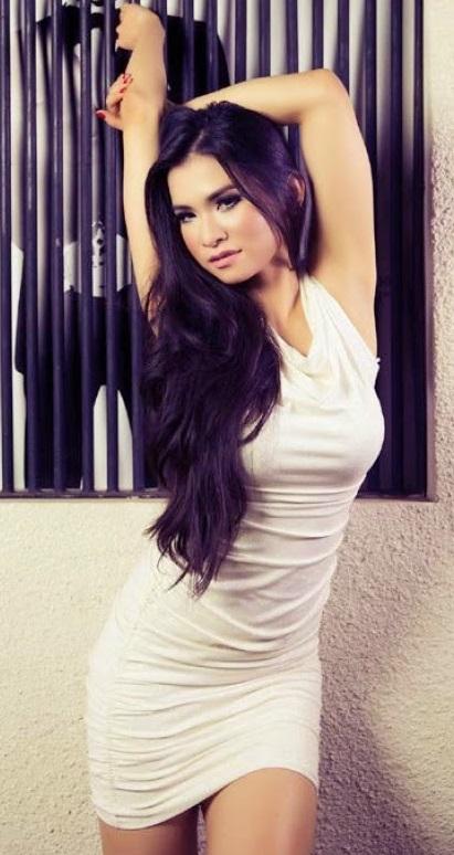 Maria Vania | Model Minggu ini 10