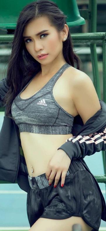 Maria Vania | Model Minggu ini 6