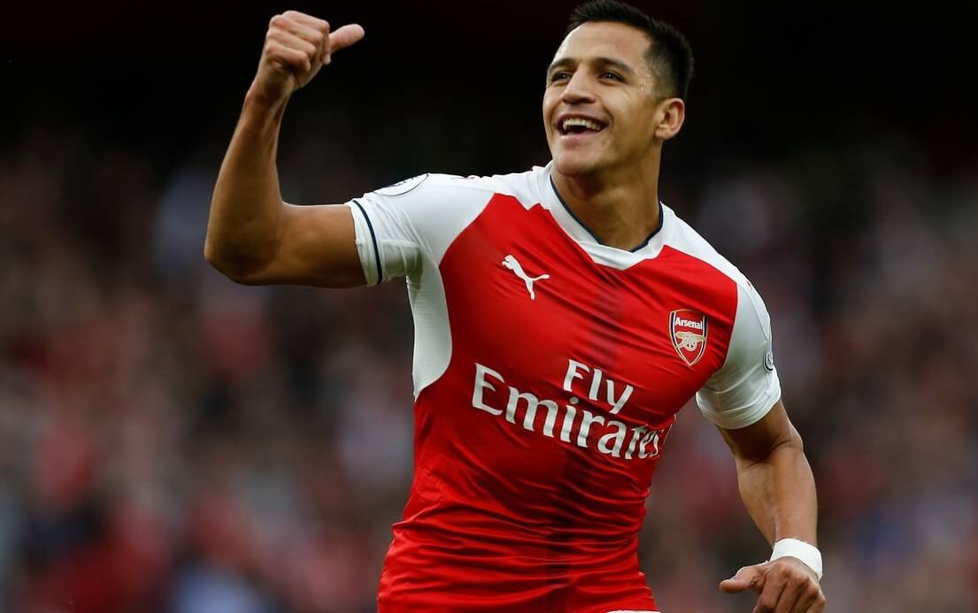 Alexis Sanchez berita sepak bola